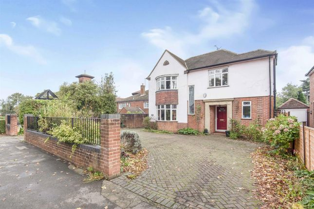 Thumbnail Detached house for sale in Liebenrood Road, Reading