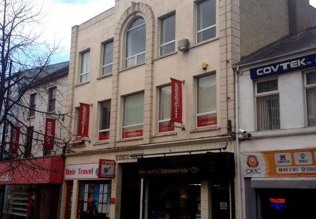 Office to let in New Row, Coleraine, County Londonderry