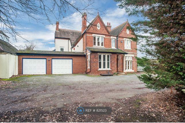 Thumbnail Detached house to rent in Watling Street, Bletchley, Milton Keynes