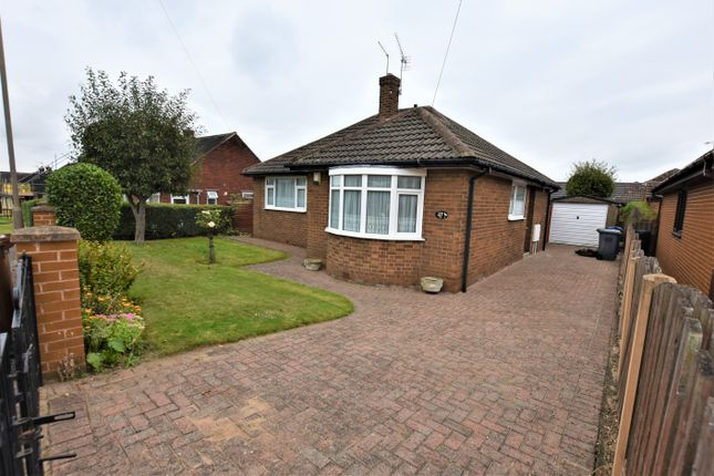 Thumbnail Bungalow to rent in Overdale Road, Wombwell, Barnsley