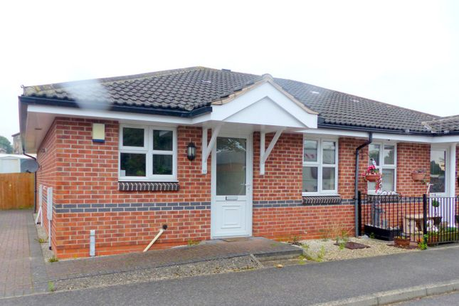 Thumbnail Bungalow to rent in Coppywood Close, Off Fackley Road, Teversal