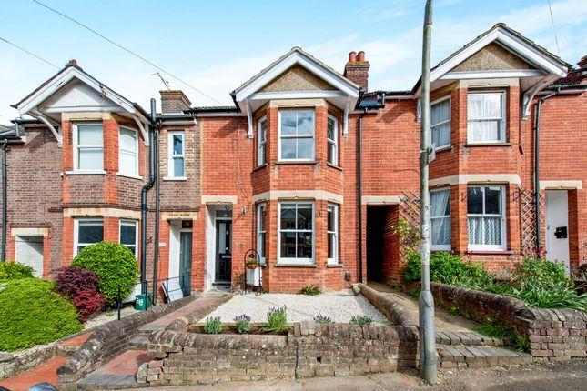 Thumbnail Terraced house for sale in Shrublands Avenue, Berkhamsted