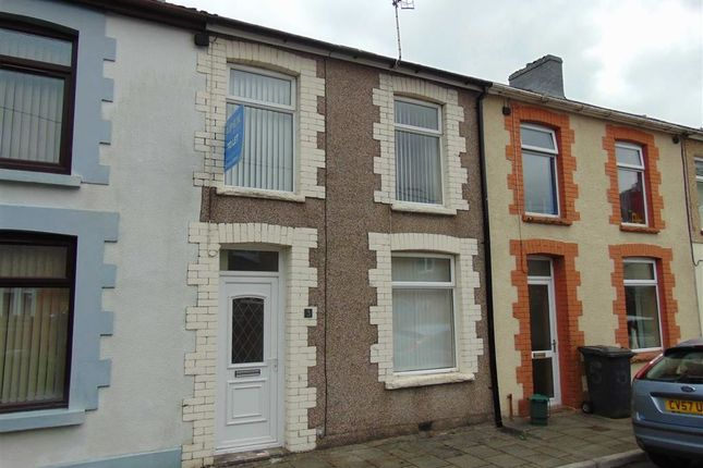 Thumbnail Terraced house to rent in Caemaen Street, Abercynon, Rhondda Cynon Taff