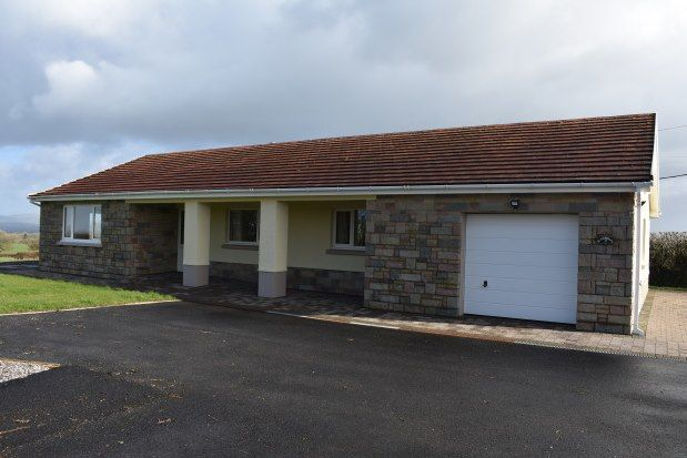 Thumbnail Bungalow to rent in Narbeth, Narberth