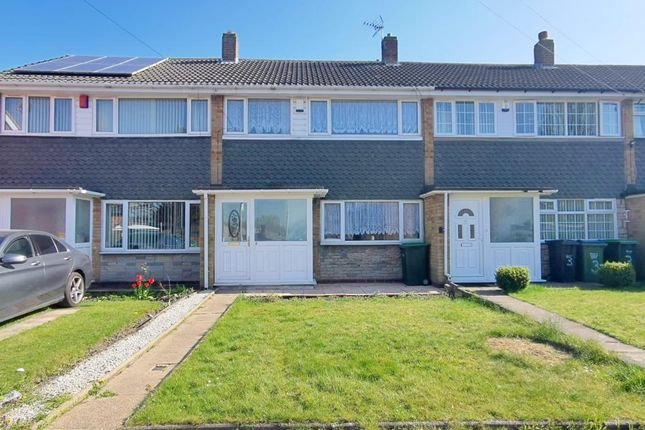 3 bed terraced house for sale in Byron Gardens, West Bromwich, West Midlands B71