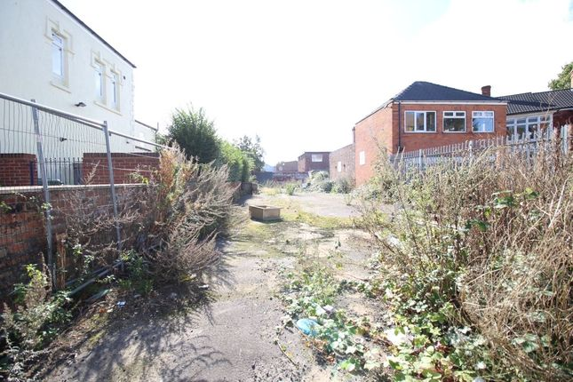 Thumbnail Land for sale in Eleanor Street, Grimsby