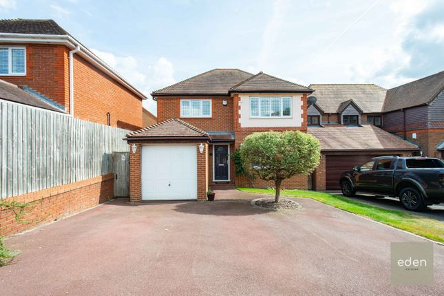 Thumbnail Detached house for sale in Garner Drive, East Malling