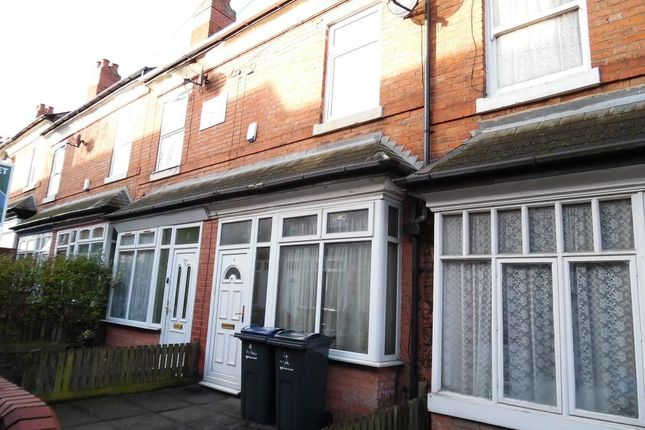 Thumbnail Property to rent in Ivy Avenue, Chesterton Road, Sparkbrook, Birmingham