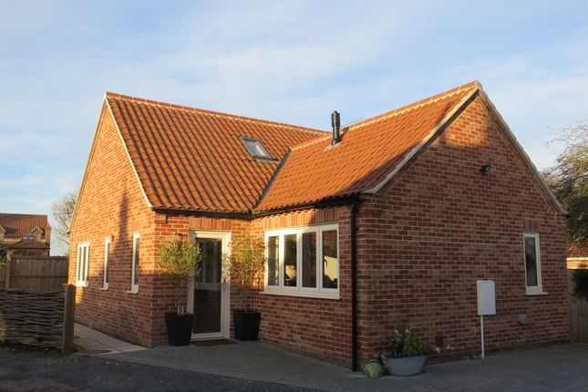 Thumbnail Bungalow for sale in The Street, Hindolveston, Dereham