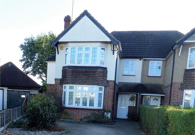 Thumbnail Semi-detached house for sale in Shirley Road, Leigh On Sea, Leigh On Sea