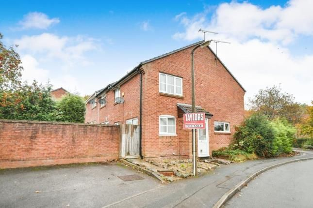 Thumbnail End terrace house for sale in Frampton Close, Eastleaze, Swindon, Wiltshire