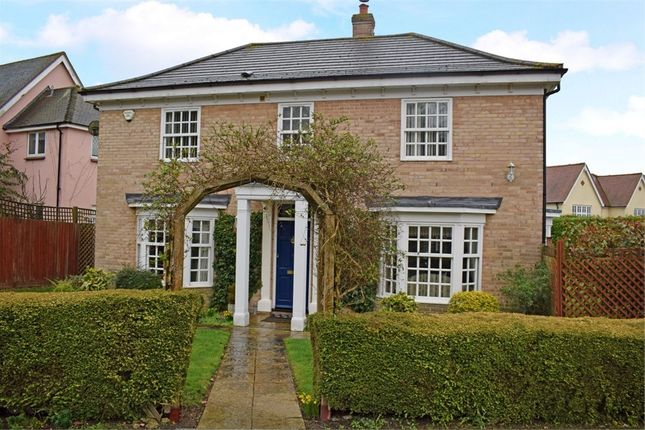 Thumbnail Detached house for sale in Langenhoe Park, Langenhoe, Colchester, Essex