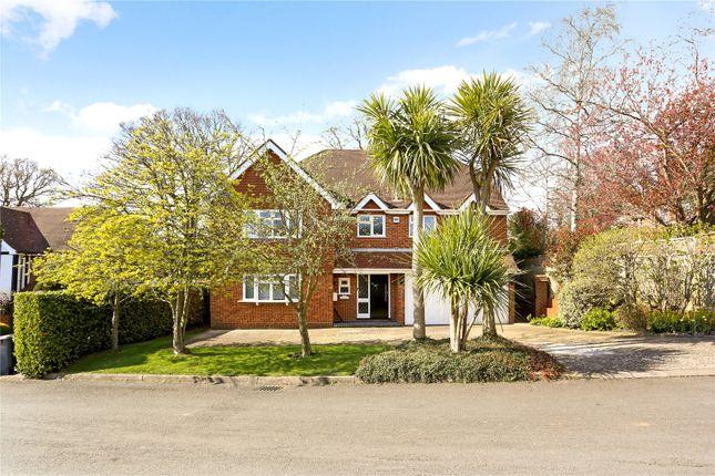 Thumbnail Detached house for sale in Greenacres, Bushey Heath, Bushey