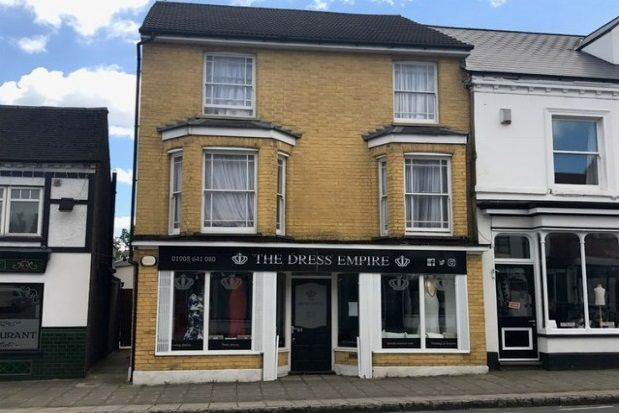 Thumbnail Property to rent in Aylesbury Street, Fenny Stratford, Milton Keynes
