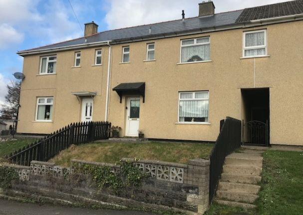 Thumbnail Terraced house for sale in Pant View, Nantyglo, Ebbw Vale