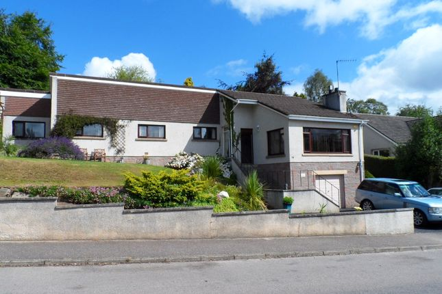 Thumbnail Detached bungalow for sale in Brumley Brae, Elgin