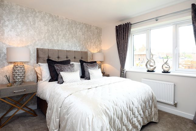 """3 bedroom semi-detached house for sale in """"The Lumley"""" at Brook Park East Road, Shirebrook, Mansfield"""