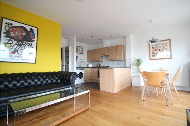 Thumbnail Flat for sale in Whitefriars Wharf, Tonbridge, Kent
