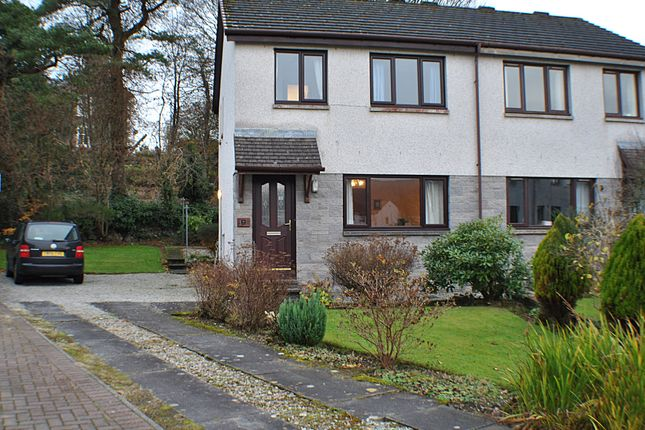 Thumbnail Semi-detached house for sale in Dalmun Avenue, Dalbeattie