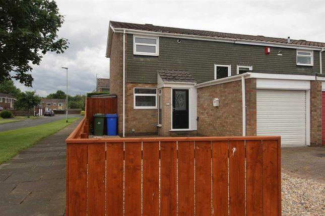 Thumbnail Terraced house for sale in Greenlaw Road, Southfield Green, Cramlington
