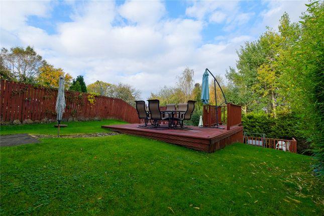 Garden of High Bank Crescent, Darwen BB3