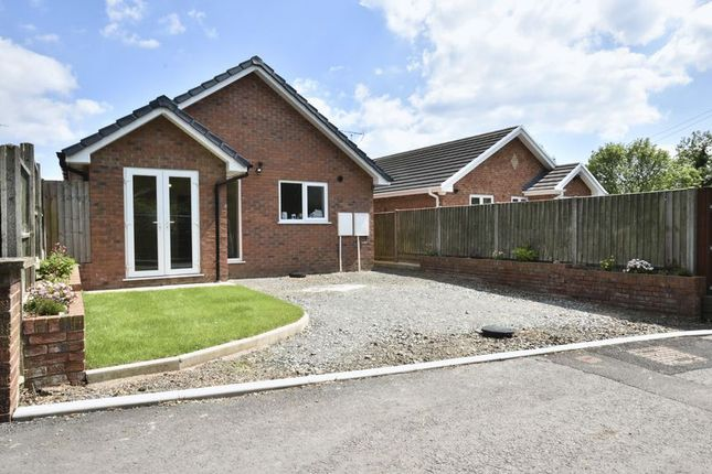 Thumbnail Bungalow for sale in Firs Lane, Bromyard, Herefordshire