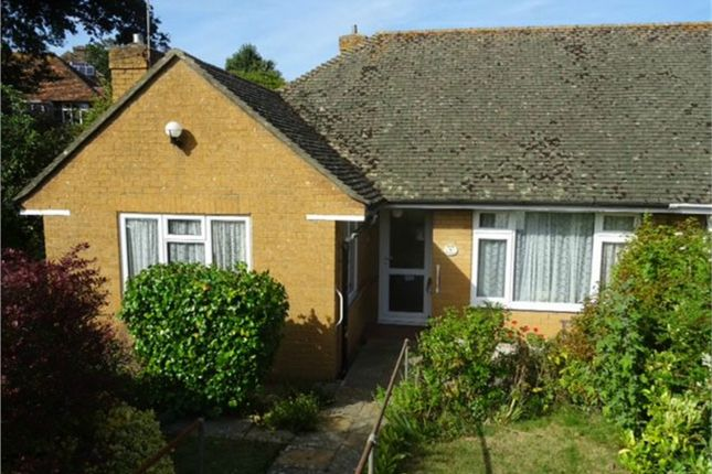 2 bed semi-detached bungalow for sale in Deans Close, Bexhill-On-Sea