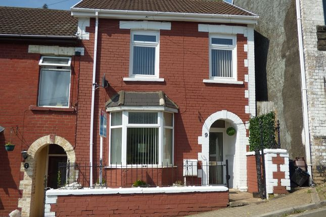 Thumbnail Property to rent in Green Hill, Pontycymer, Bridgend.