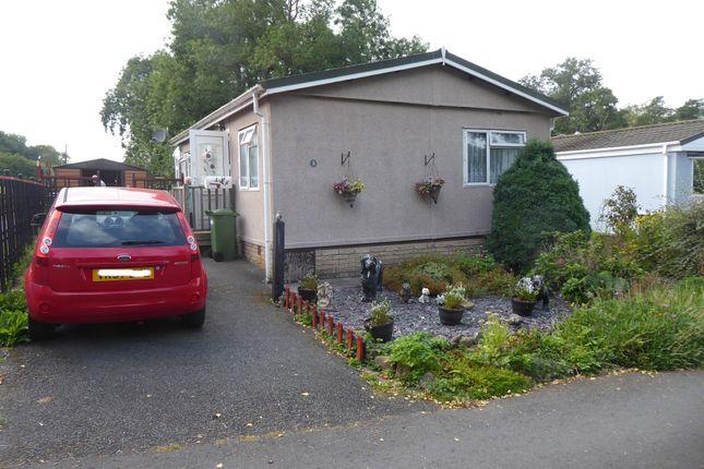 Thumbnail Mobile/park home for sale in Rockbridge Park, Presteign, Powys, Wales