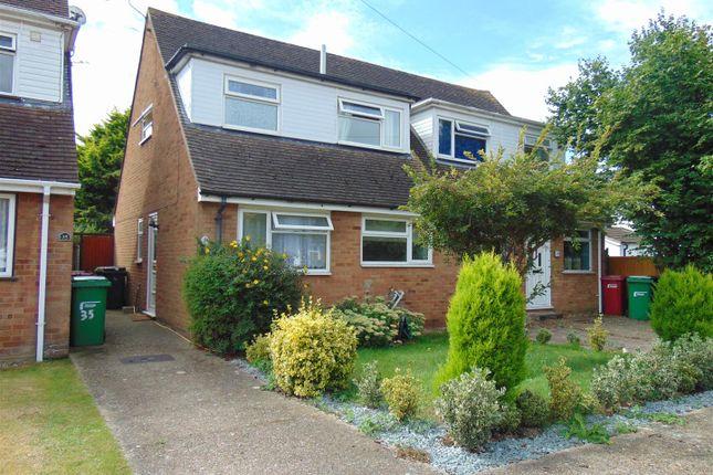 Thumbnail Semi-detached house to rent in Bridge Close, Burnham, Slough