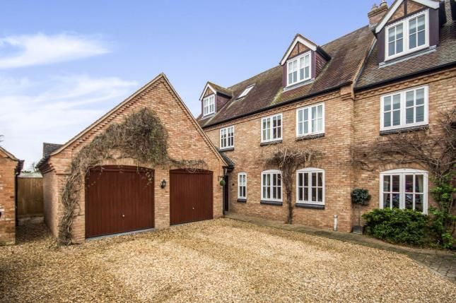 Thumbnail Semi-detached house for sale in King Charles Court, Friday Street, Lower Quinton, Stratford-Upon-Avon