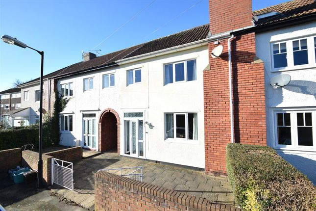 Thumbnail Terraced house for sale in Dorset Road, Westbury-On-Trym, Bristol