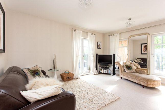 Thumbnail Flat for sale in Sandringham House, 501 Harrogate Road, Leeds, West Yorkshire