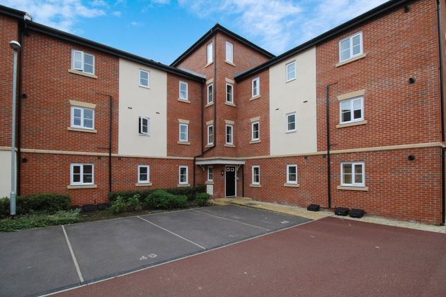 Thumbnail Flat to rent in Bath Vale, Congleton, Cheshire