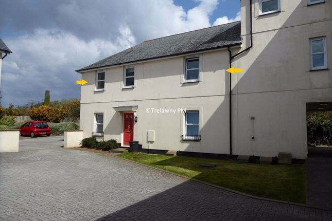 2 bed flat to rent in Laity Fields, Camborne TR14