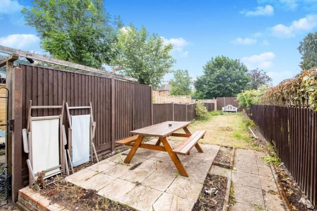 Garden of Brookfield Street, Syston, Leicester, Leicestershire LE7