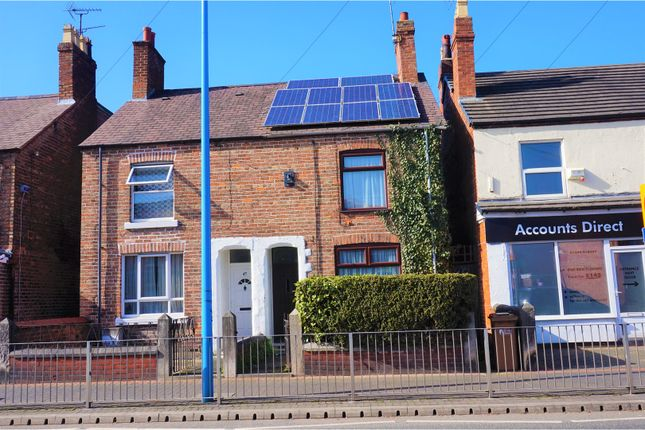 Thumbnail Semi-detached house for sale in Station Road, Deeside