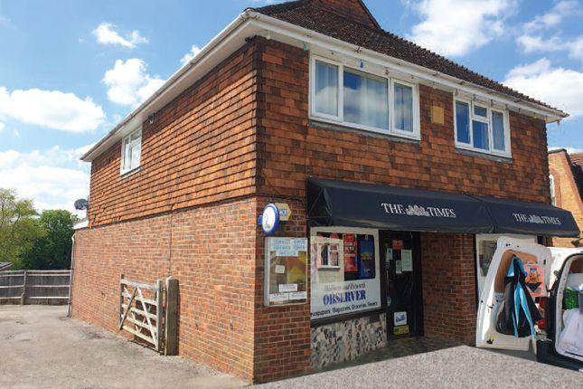 Thumbnail Retail premises for sale in Midhurst Road, Fernhurst, Haslemere, Surrey