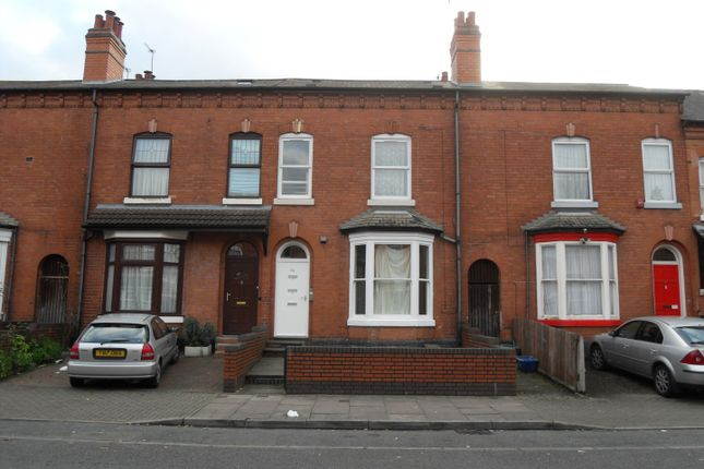 Thumbnail Terraced house to rent in Chestnut Road, Moseley, Birmingham