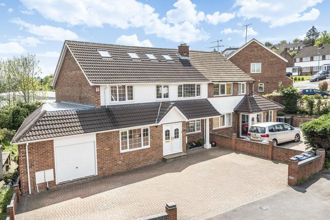 Thumbnail Semi-detached house to rent in Darvell Drive, Chesham