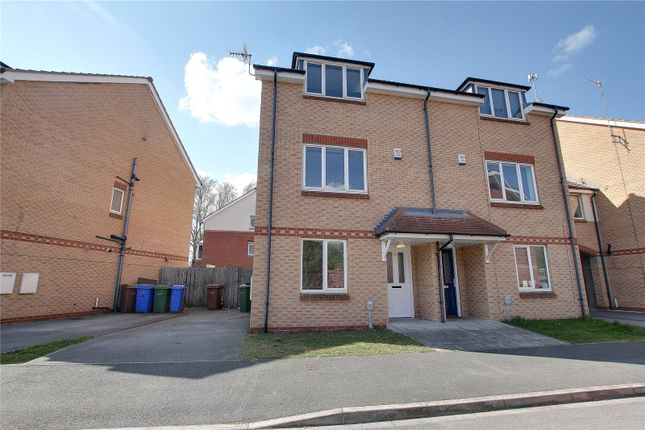 Thumbnail Semi-detached house to rent in Merchant Way, Cottingham, East Riding Of Yorkshire