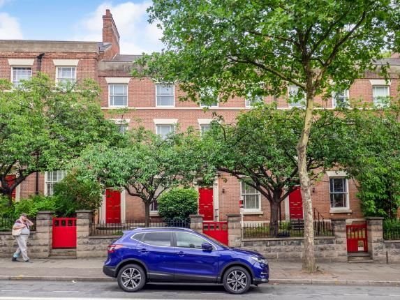 Thumbnail Terraced house for sale in Mansfield Road, Nottingham, Nottinghamshire, England