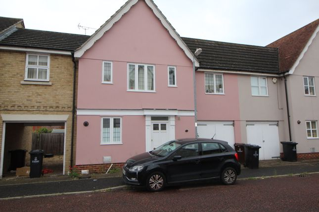 Thumbnail Semi-detached house to rent in Mascot Square, Colchester