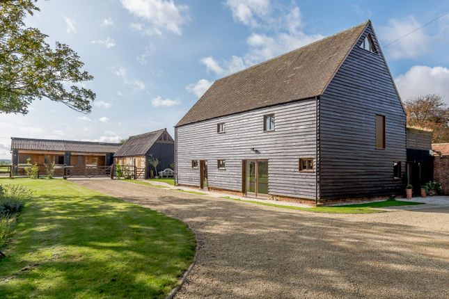 Thumbnail Barn conversion for sale in Park Road, Moggerhanger, Bedford