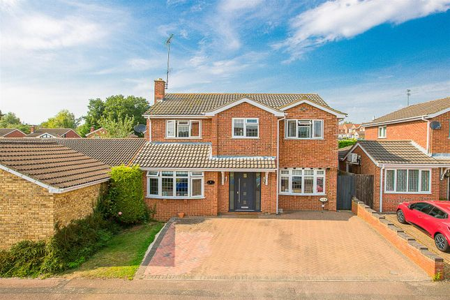 Detached house for sale in Pine Close, Desborough, Kettering