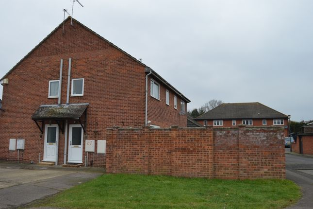 Thumbnail Terraced house for sale in Tara Close, Colchester