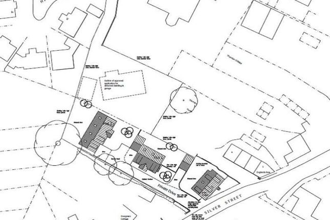 Thumbnail Land for sale in Silver Street, Barrow-Upon-Humber