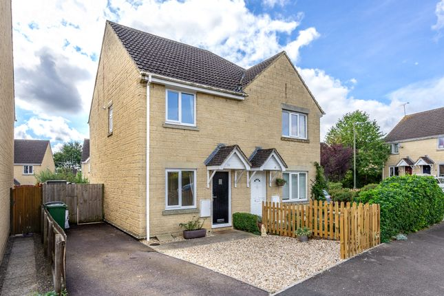 Thumbnail Semi-detached house to rent in Drift Way, Cirencester