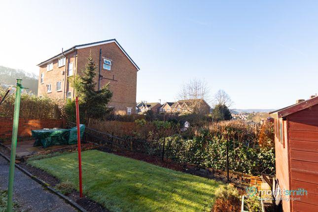 Garden of Haughton Road, Sheffield S8