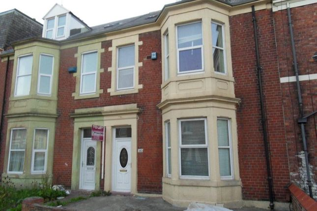 Thumbnail Property to rent in Brighton Grove, Arthurs Hill, Newcastle Upon Tyne